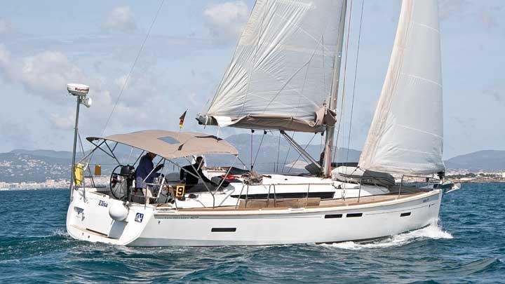 40.0 feet Jeanneau in great shape