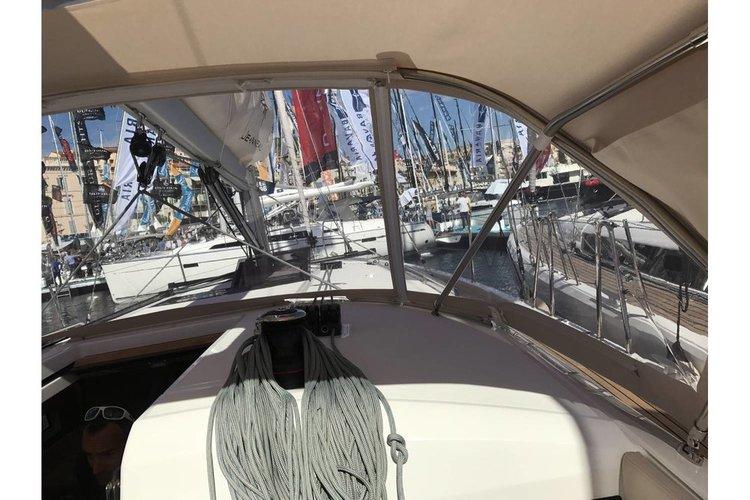 Boat for rent Jeanneau 42.0 feet in Athens, Marina Alimos (Kalamaki), Greece
