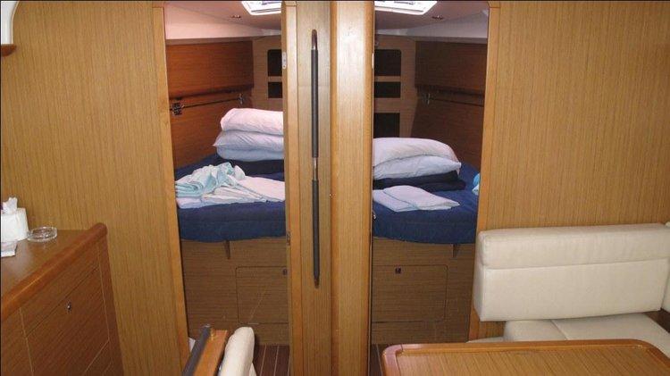 Boat for rent Jeanneau 45.0 feet in Alimos, Greece