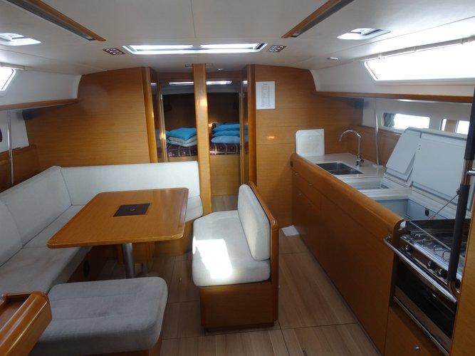 Boat for rent Jeanneau 46.0 feet in Kos - Marina Kos, Greece