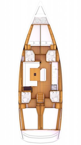 Discover Dubrovnik region surroundings on this Sun Odyssey 479 Jeanneau boat