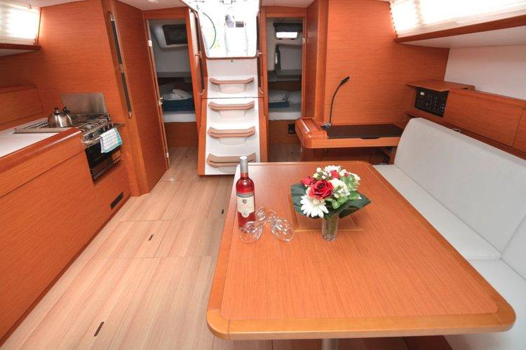 Boat for rent Jeanneau 47.0 feet in ACI Marina Dubrovnik (Komolac) , Croatia