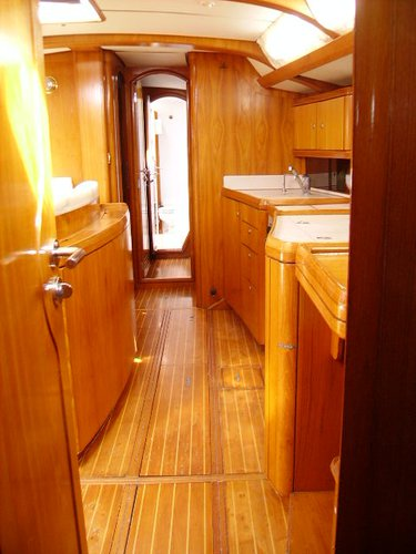Boat for rent Jeanneau 47.0 feet in Athens, Marina Alimos (Kalamaki), Greece