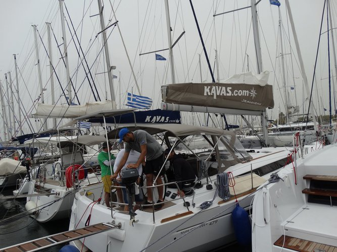 Other boat rental in Marina Alimos (Kalamaki), Greece