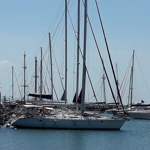 Jeanneau's 50.0 feet in Saronic Gulf