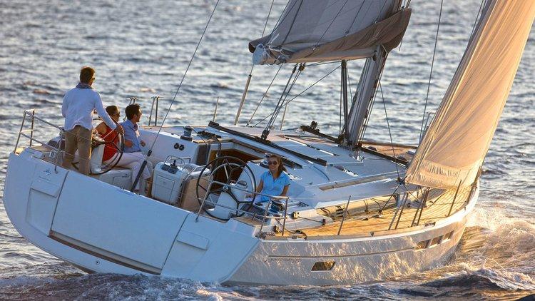 Jeanneau's 51.0 feet in Balearic Islands