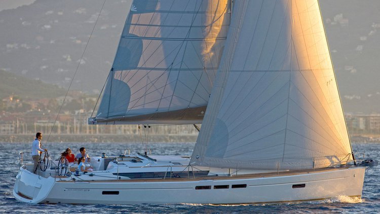 51.0 feet Jeanneau in great shape