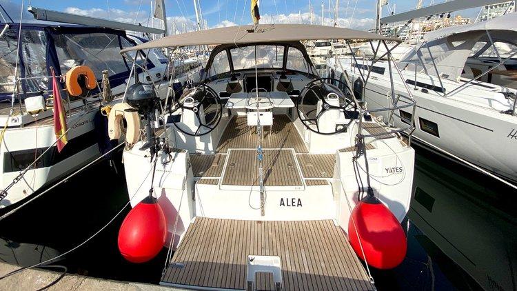 Boat for rent Jeanneau 51.0 feet in Balearic Islands, Spain