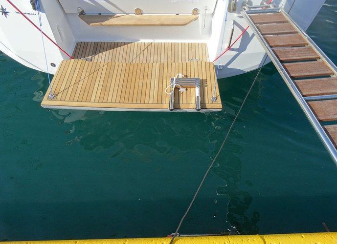 53.0 feet Jeanneau in great shape