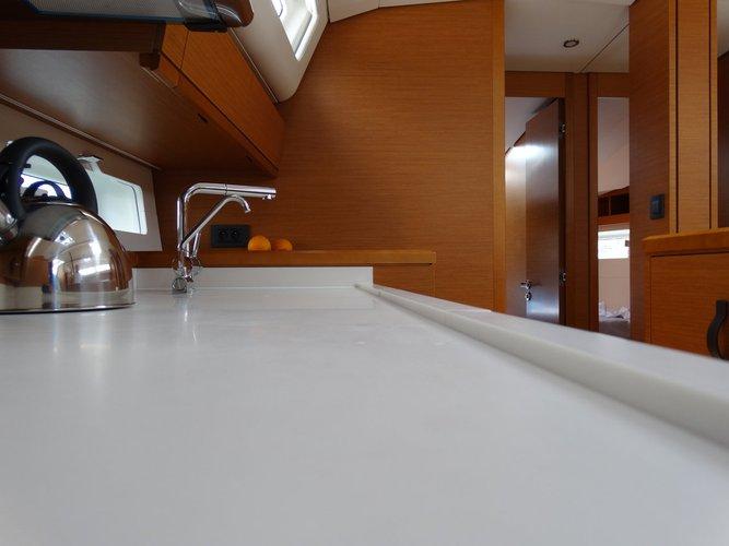 Boat for rent Jeanneau 53.0 feet in Marina Alimos (Kalamaki), Greece