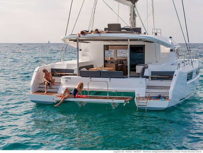 Hop aboard this amazing sailboat rental in Piraeus!