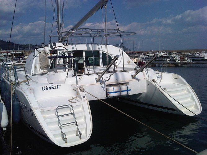 The best way to experience Campania is by sailing