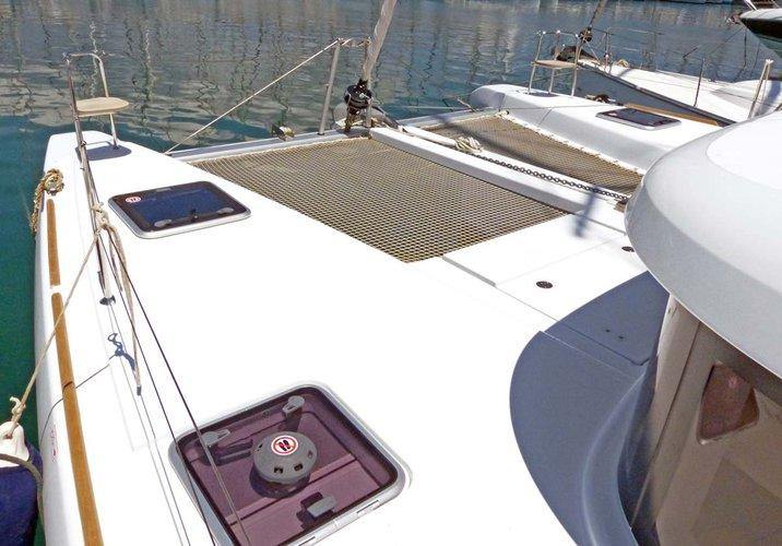Boat for rent Lagoon-Bénéteau 38.0 feet in Athens - Marina Alimos (Kalamaki), Greece