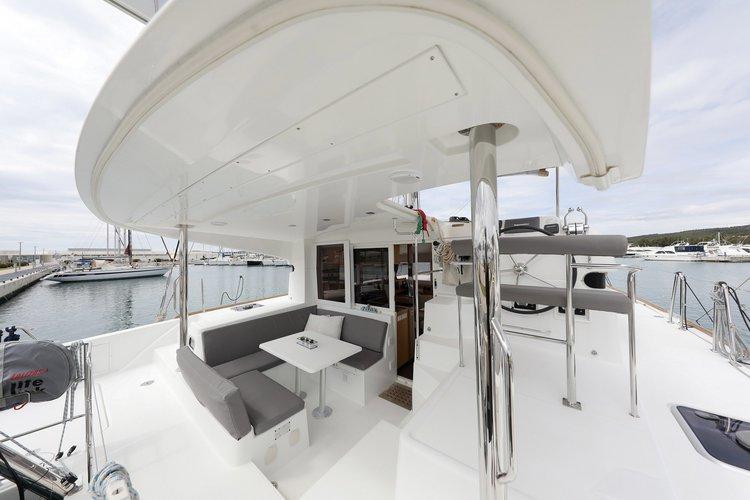 38.0 feet Lagoon-Bénéteau in great shape