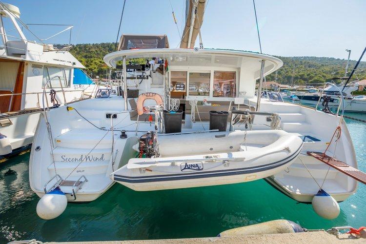 Lagoon-Bénéteau's 39.0 feet in Split region