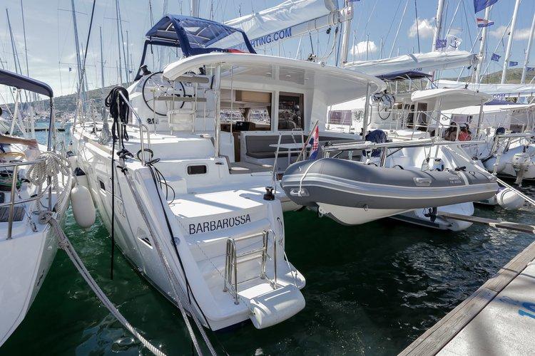 Boating is fun with a Lagoon-Beneteau in Split region
