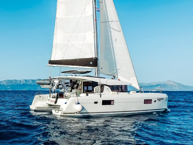 Dubrovnik region, HR sailing at its best