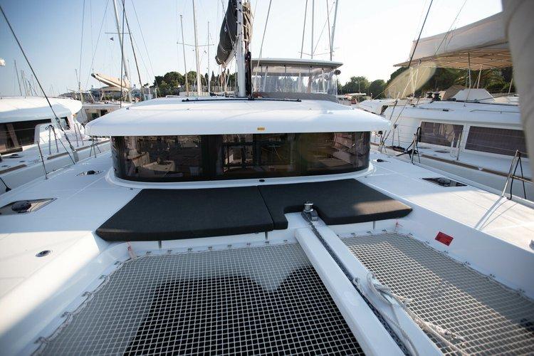 Boat for rent Lagoon-Bénéteau 41.0 feet in ACI marina Slano, Croatia