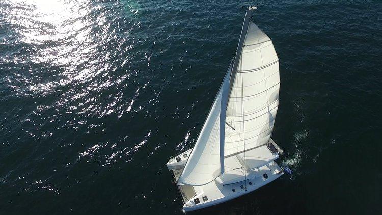 Boat for rent Lagoon-Bénéteau 41.0 feet in Marina Alimos (Kalamaki), Greece