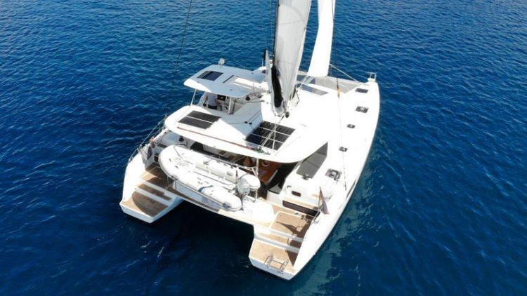 Boat for rent Lagoon-Bénéteau 41.0 feet in Marina Frapa, Rogoznica, Croatia