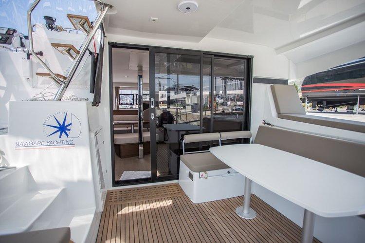 Boat for rent Lagoon-Bénéteau 41.0 feet in Yachtclub Seget (Marina Baotić), Seget Donji, Croatia