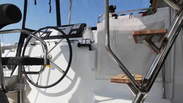 Boat for rent Lagoon-Bénéteau 41.0 feet in Marina Trogir - SCT, Croatia