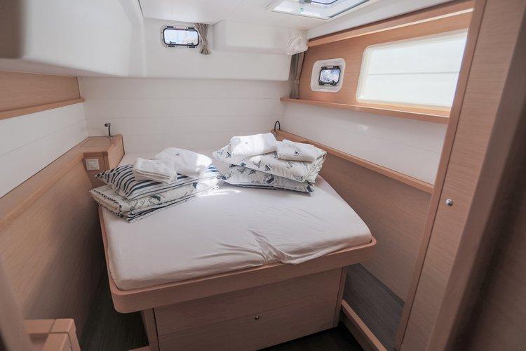 Catamaran boat rental in Komolac, ACI Marina Dubrovnik, Croatia