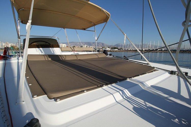 Boat for rent Lagoon-Bénéteau 45.0 feet in Athens - Marina Alimos (Kalamaki), Greece
