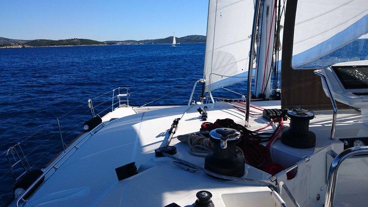 Boat for rent Lagoon-Bénéteau 56.0 feet in Yachtclub Seget (Marina Baotić), Seget Donji, Croatia