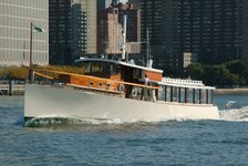 Step aboard this Classic Style Yacht!