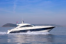 Climb aboard this Fairline Boats Fairline Targa 62 GT for an unforgettable experience