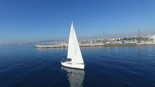 Relax on board our sailboat charter in Saronic Gulf