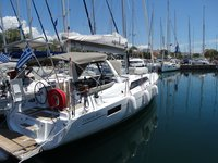 Rent this Bénéteau Oceanis 41.1 for a true nautical adventure