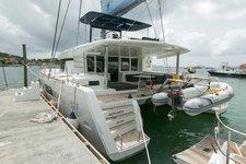 Sail British Virgin Islands, VG waters on a beautiful Lagoon-Bénéteau Lagoon 52 F