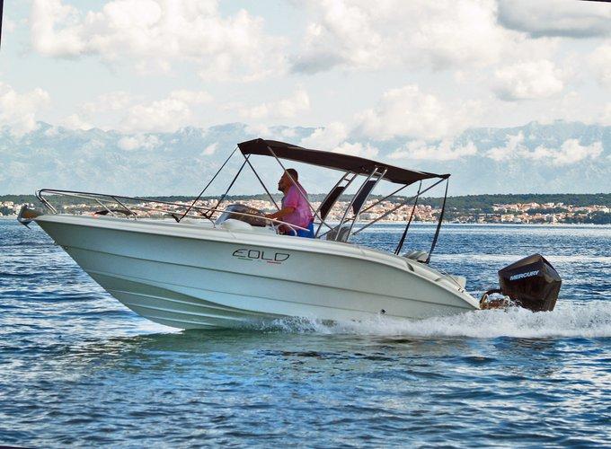 Family-friendly boat
