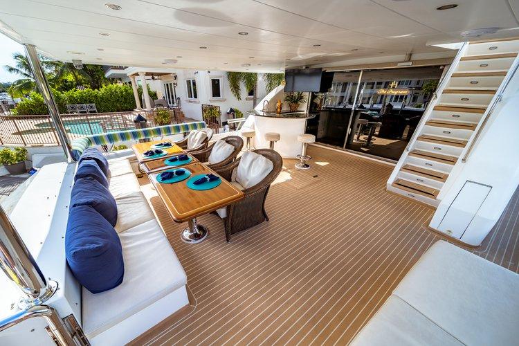 Motor yacht boat rental in Bahia Mar Beach Resort and Yachting Center, FL