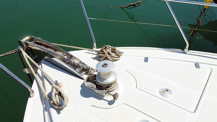 Discover ibiza surroundings on this 54 Pershing boat