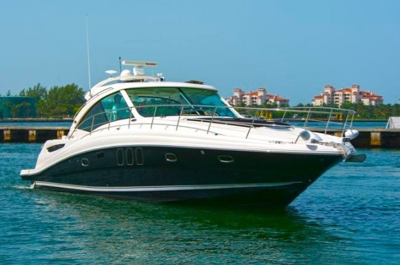 Rent a Luxury Yachting Experience! 50' SeaRay