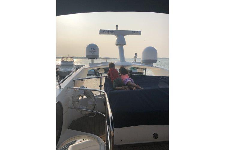 Boating is fun with a Sunseeker in Buffalo