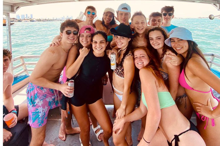 Trident's 45.0 feet in Miami