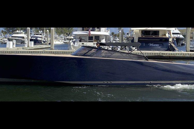 Boat for rent VanDutch 40.0 feet in Haulover Marina, FL