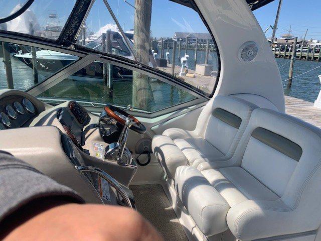35.0 feet sea ray boats in great shape