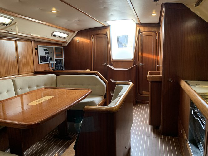 Boat for rent BAVARIA 46.0 feet in Nydri Port, Greece