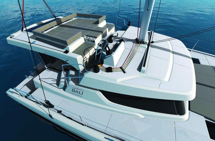 Beautiful Catamaran for your Sailing