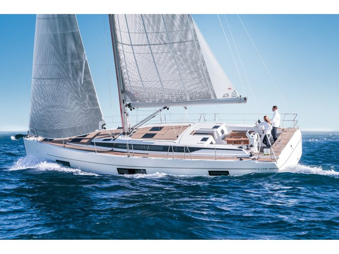 Experience Reggio Calabria, IT on board this amazing Bavaria Yachtbau Bavaria C45