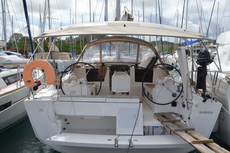 Boating is fun with a Dufour in Charlotte Amalie