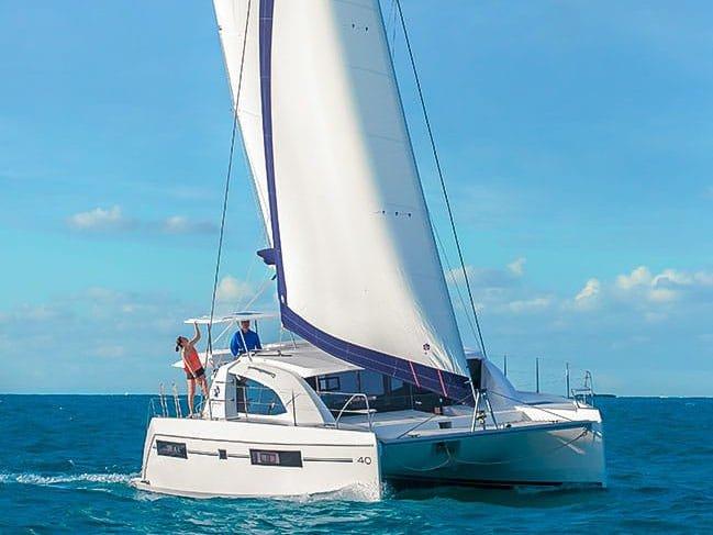 Hop aboard this amazing sailboat rental in Göcek!
