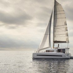 Set your dreams in motion in US Virgin Islands aboard this Bali 4.0