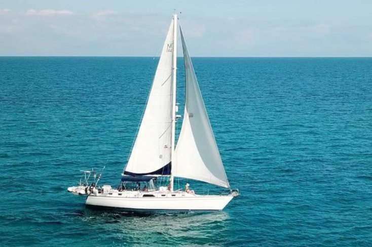 Day Sails and Sunset Cruises - Downtown St. Petersburg, FL - 44' Yacht