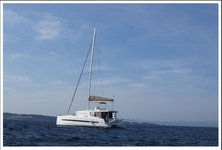 Set sail aboard this amazing Bali 4.5 in Annapolis